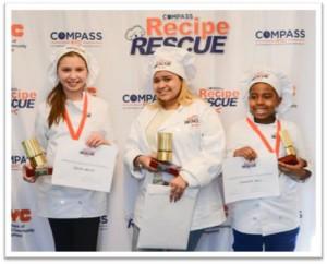 recipe rescue winners