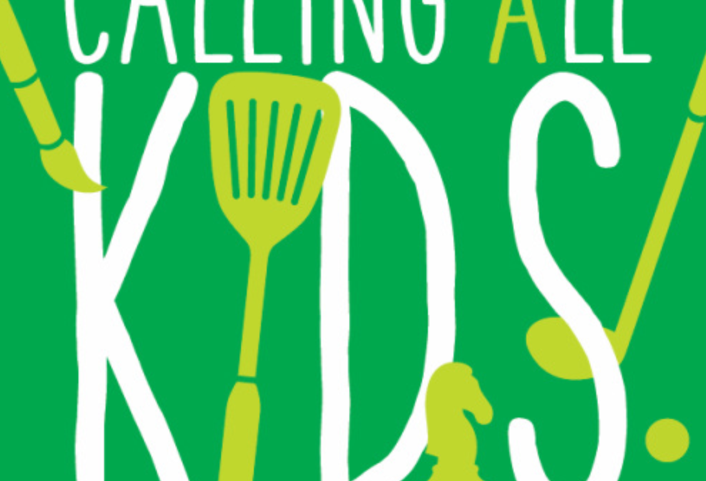 NEW Kids Culinary Classes Announced