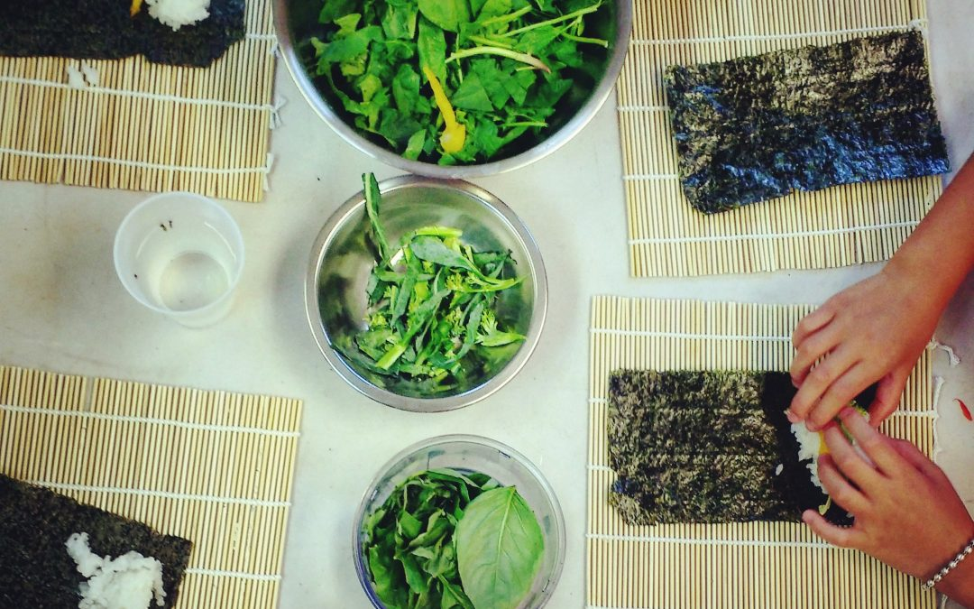 World Oceans Day: Seaweed Salad