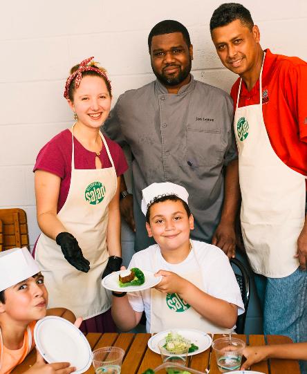 Falafel Fundraiser: June 23rd-30th at Bareburger