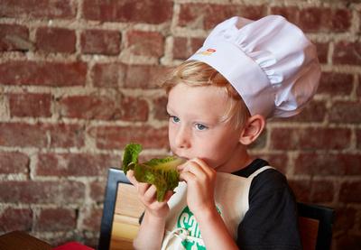 """""""Healthy"""" School Food: Raising Adventurous Eaters"""