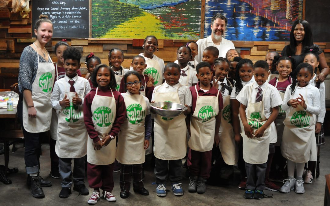 Support Kids' Culinary Education: Dine at Alice's Arbor!